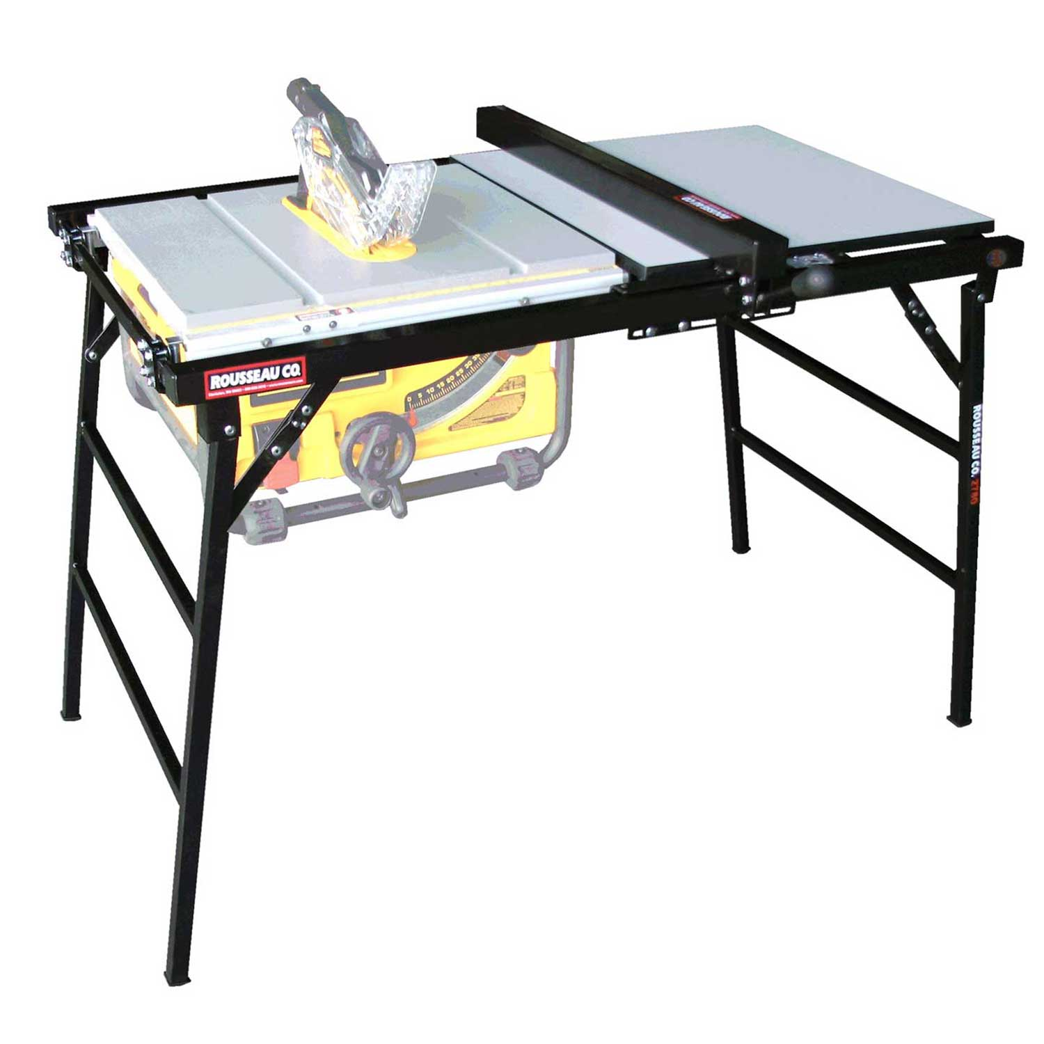 - Model 2780 PortaMax For Smaller Portable Saws – Rousseau Co.